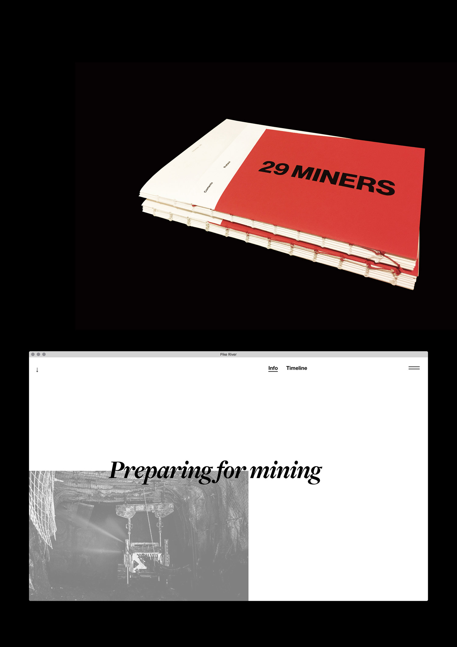 Supporting publication. Pike River mining disaster